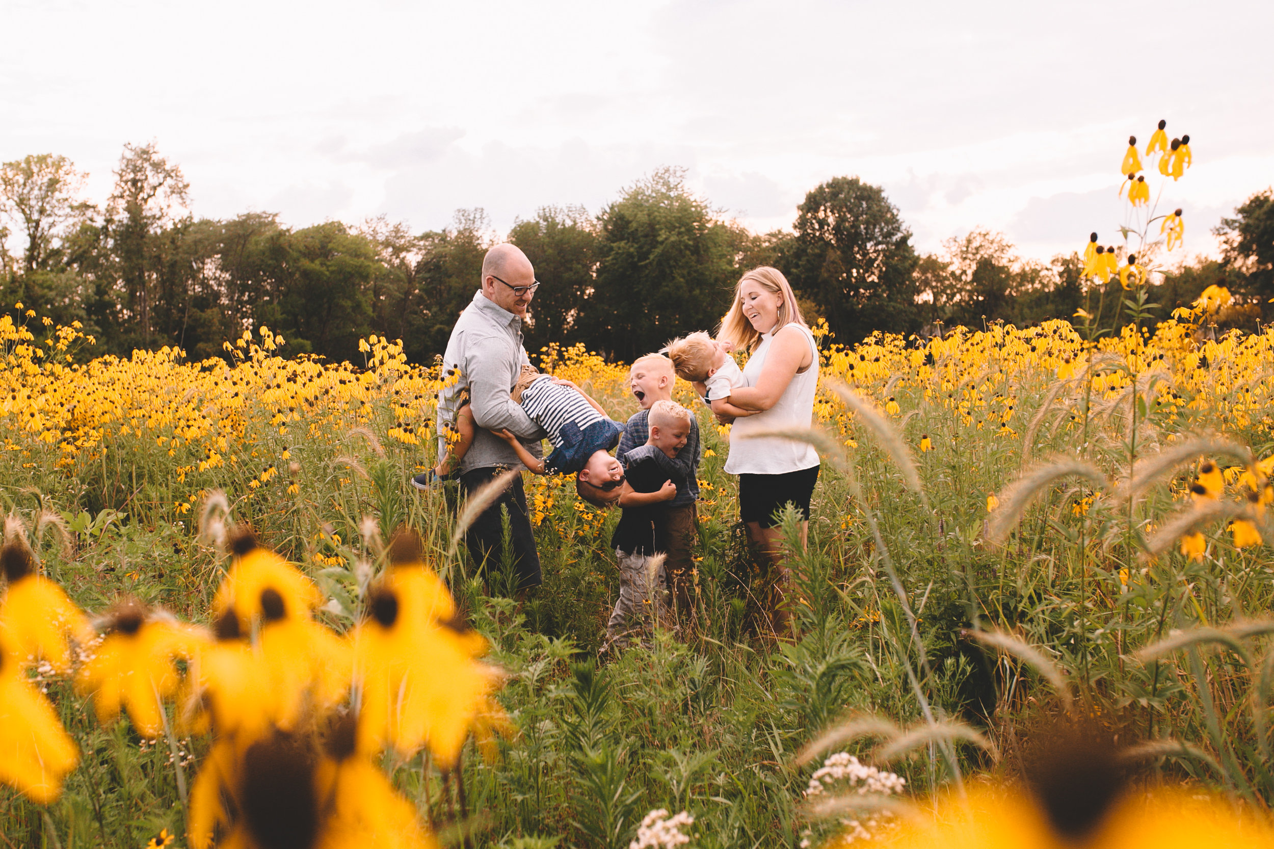 Golden Flower Field Mini Session Indianapolis IN (13 of 58).jpg