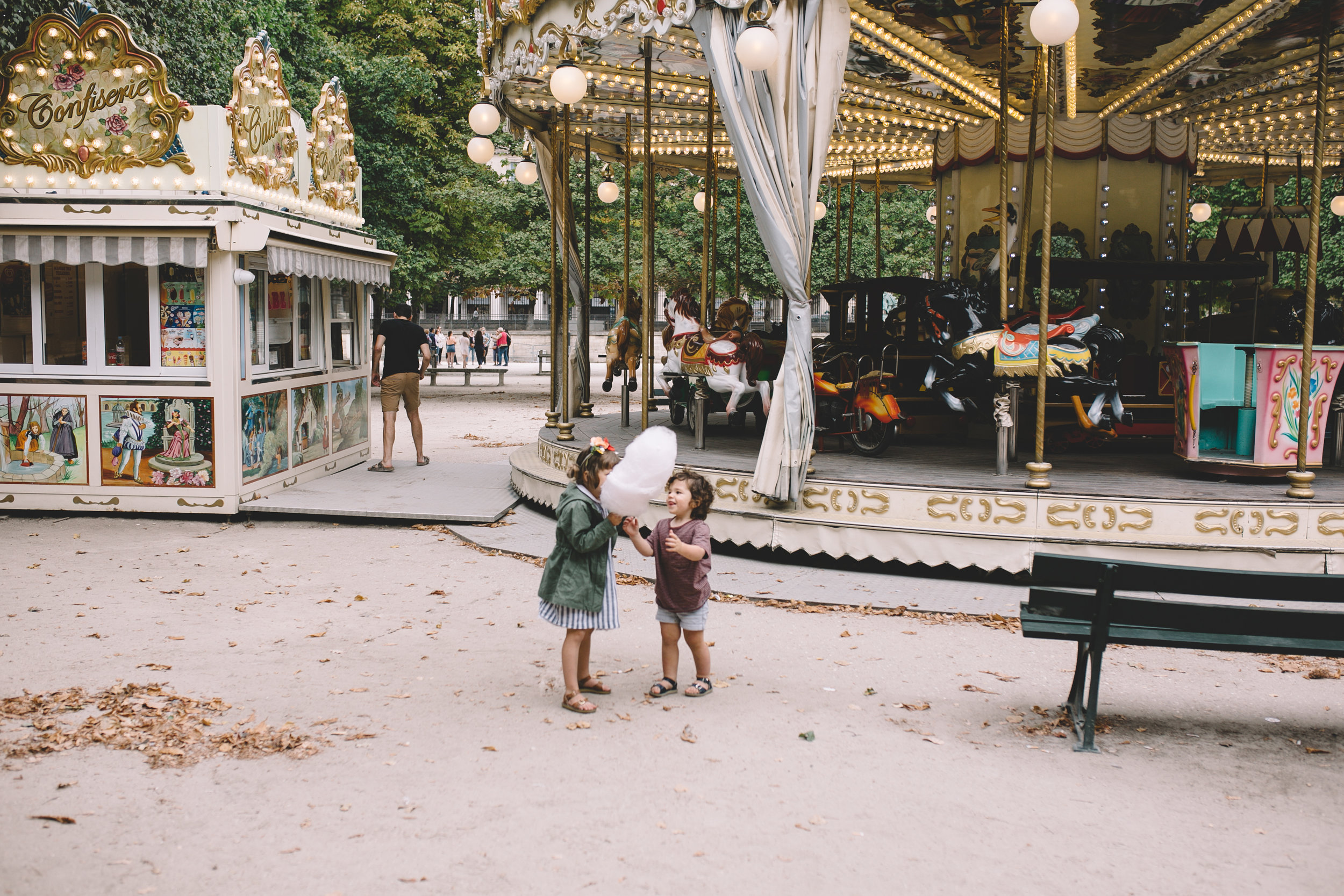 Jardin des Tuileries Paris France Carousel  (2 of 7).jpg