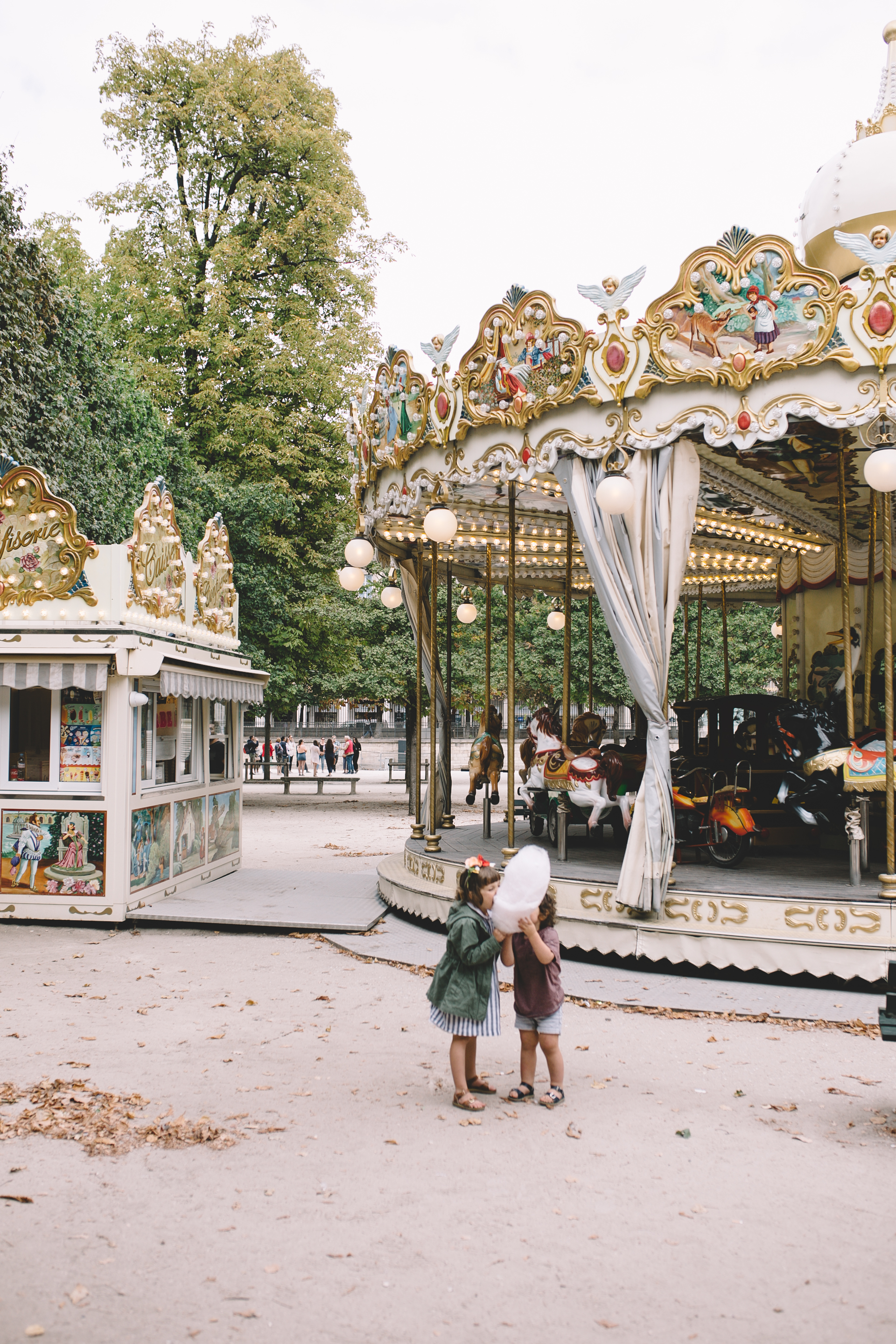 Jardin des Tuileries Paris France Carousel  (3 of 7).jpg