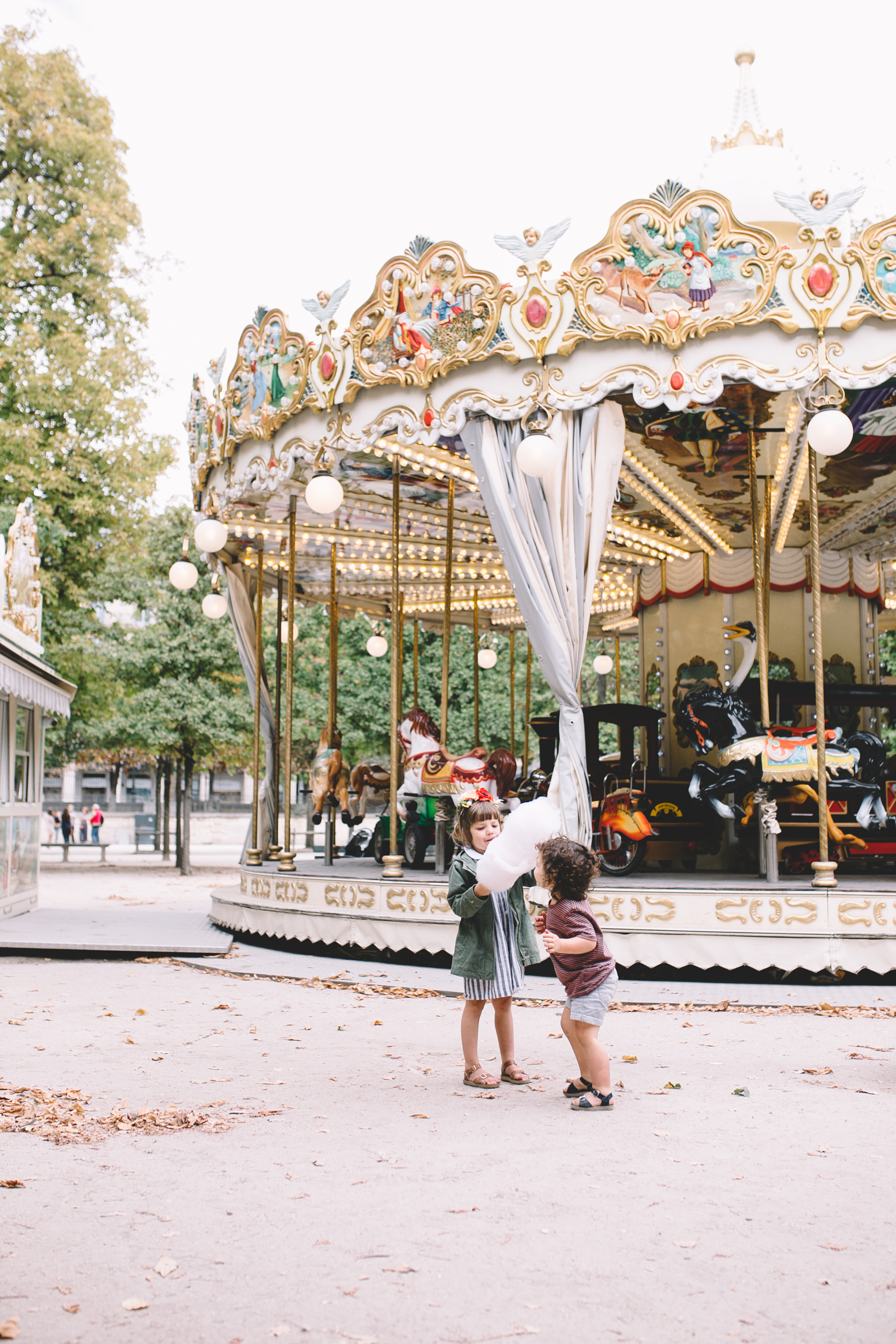Jardin des Tuileries Paris France Carousel  (7 of 7).jpg