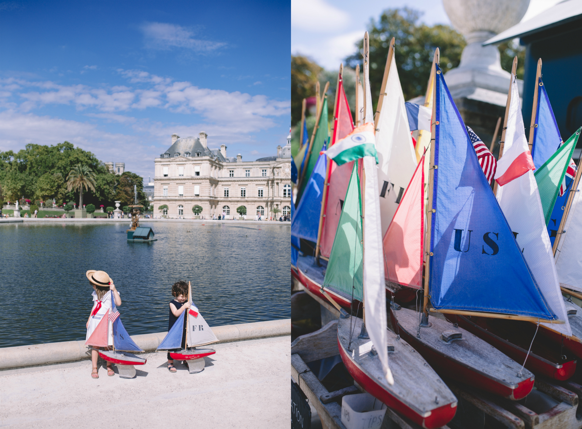 Jardin Du Luxenbourg Sailboats with Kids.jpg
