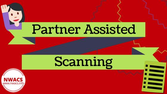Partner Assisted Scanning