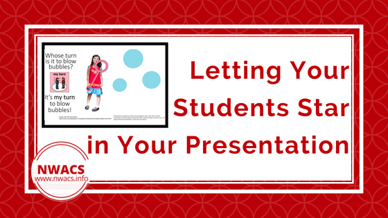 Letting Your Students Star in Your Presentation