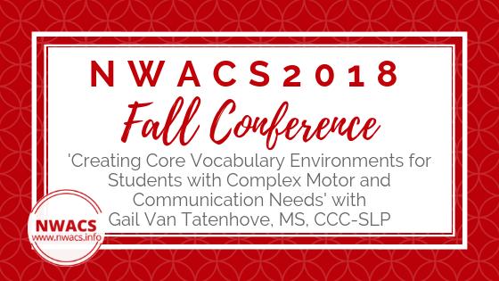 NWACS2018 Fall Conference {Summary}