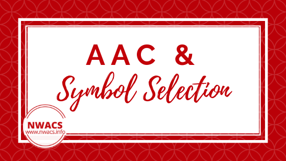AAC & Symbol Selection