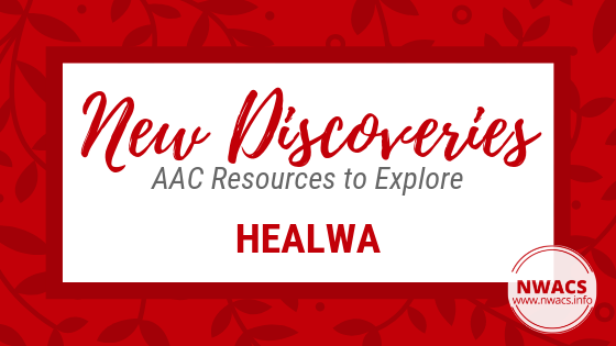 New Discoveries: HEALWA