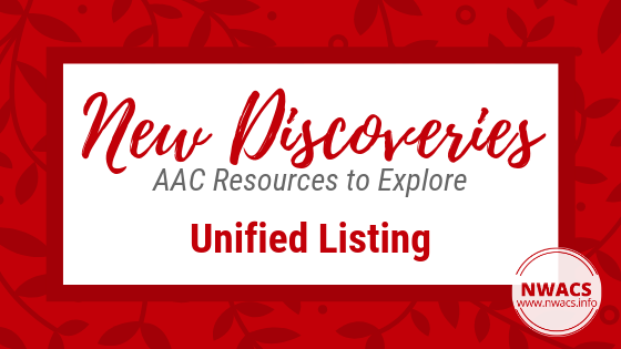 New Discoveries: Unified Listing
