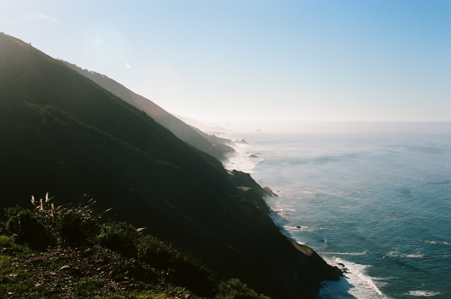 I shoot a ton of film. Here's one of my favorite photos shot on film with Ektar 100.