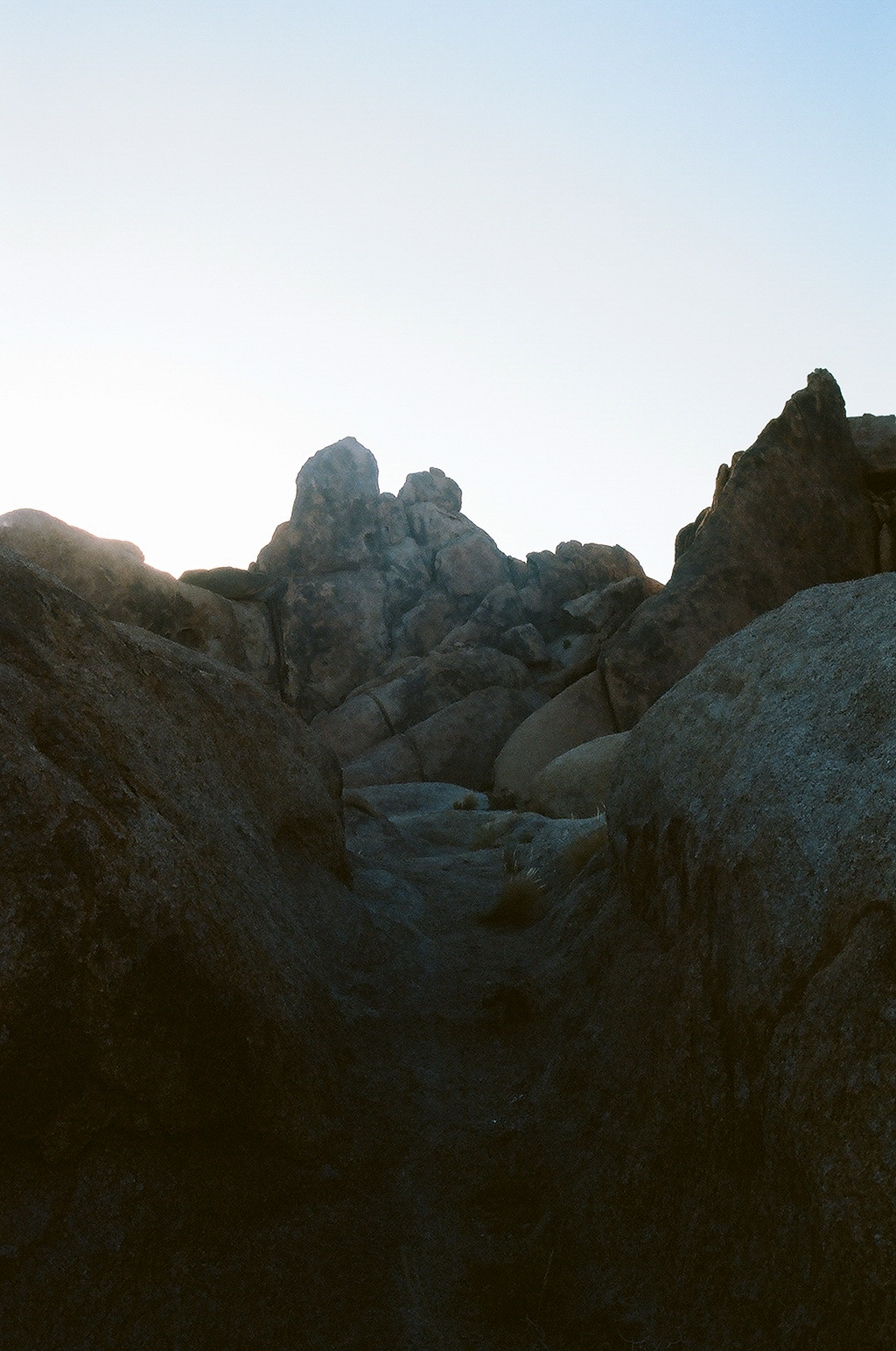 Lone Pine, CA.