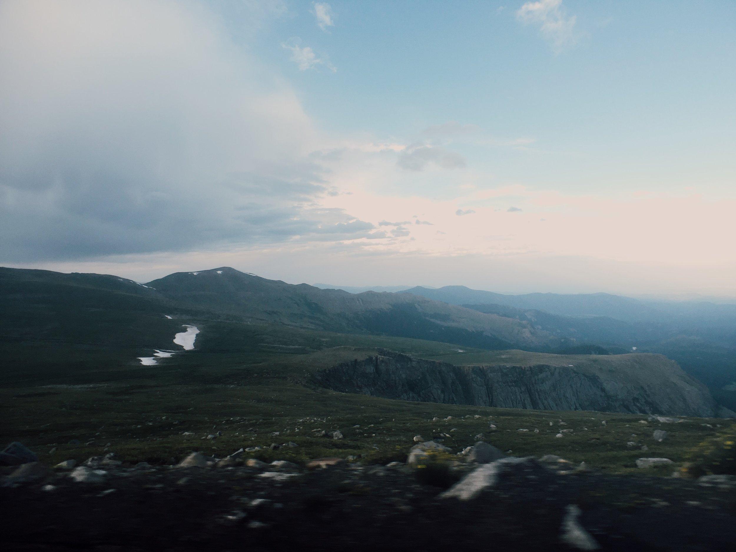 14,000 feet.