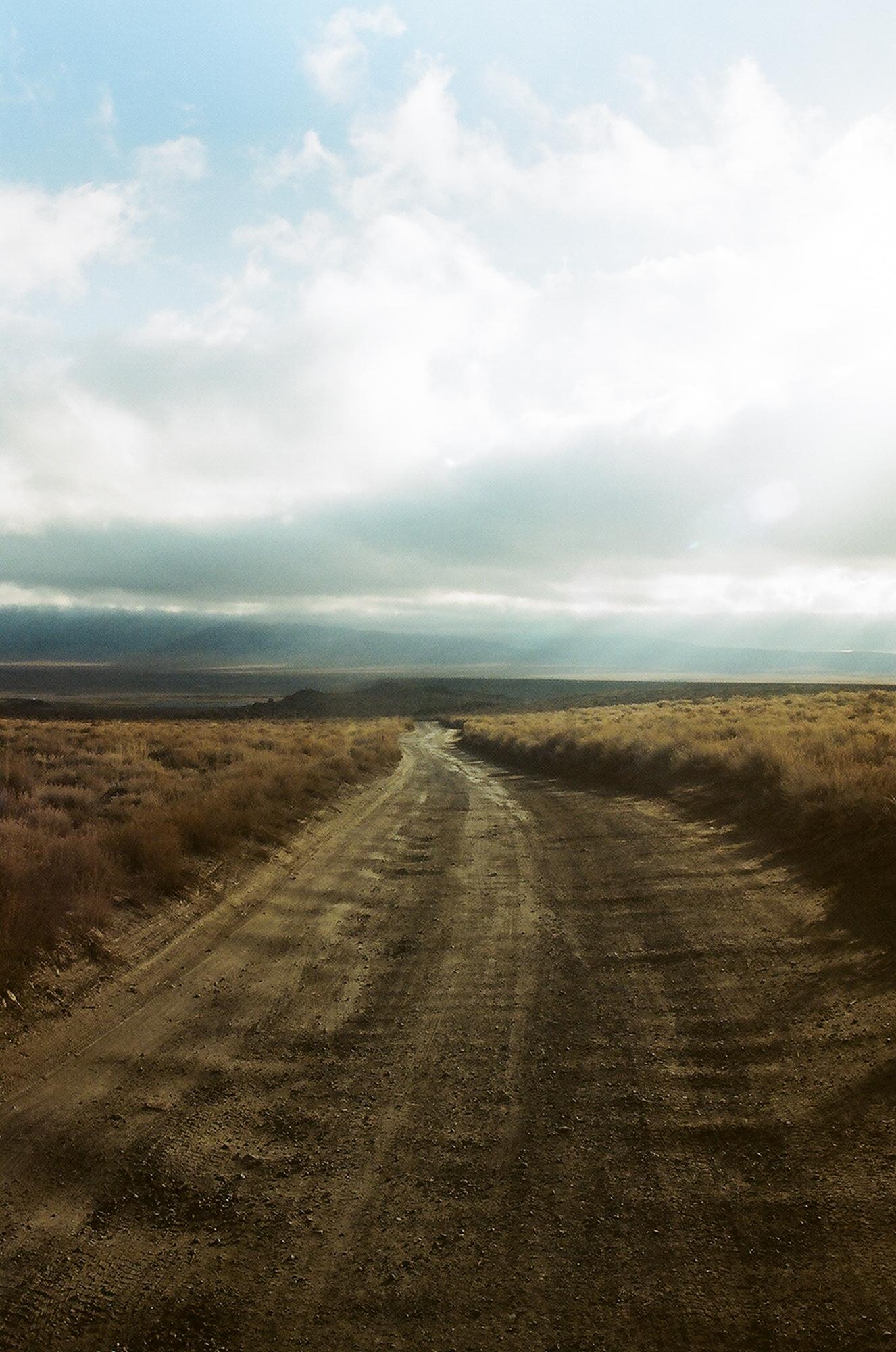 My favorite kind of road.