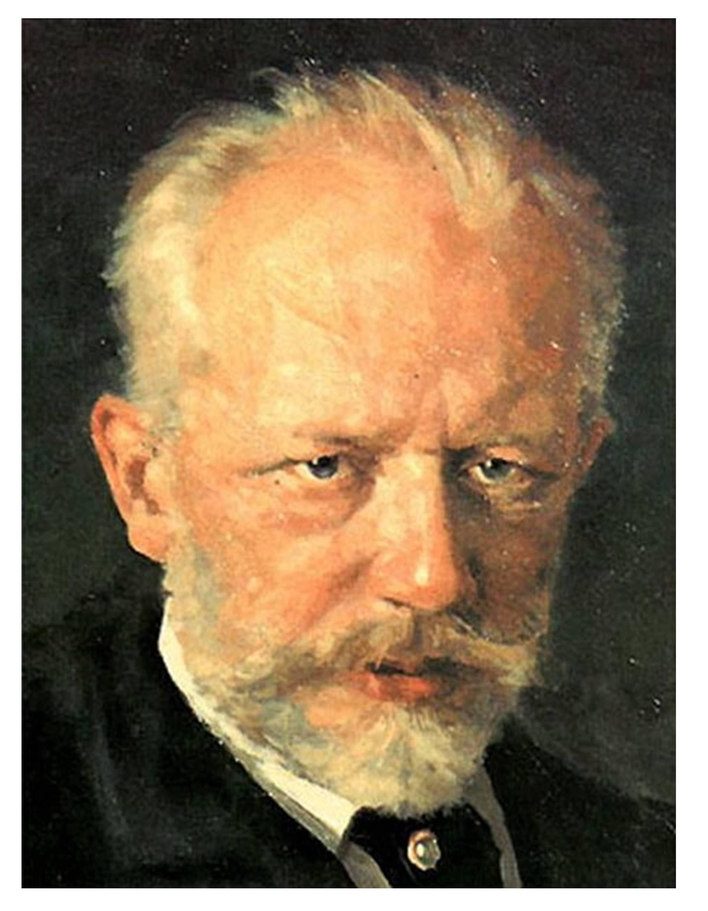 Pyotr Ilyich Tchaikovsky | 1840-1893