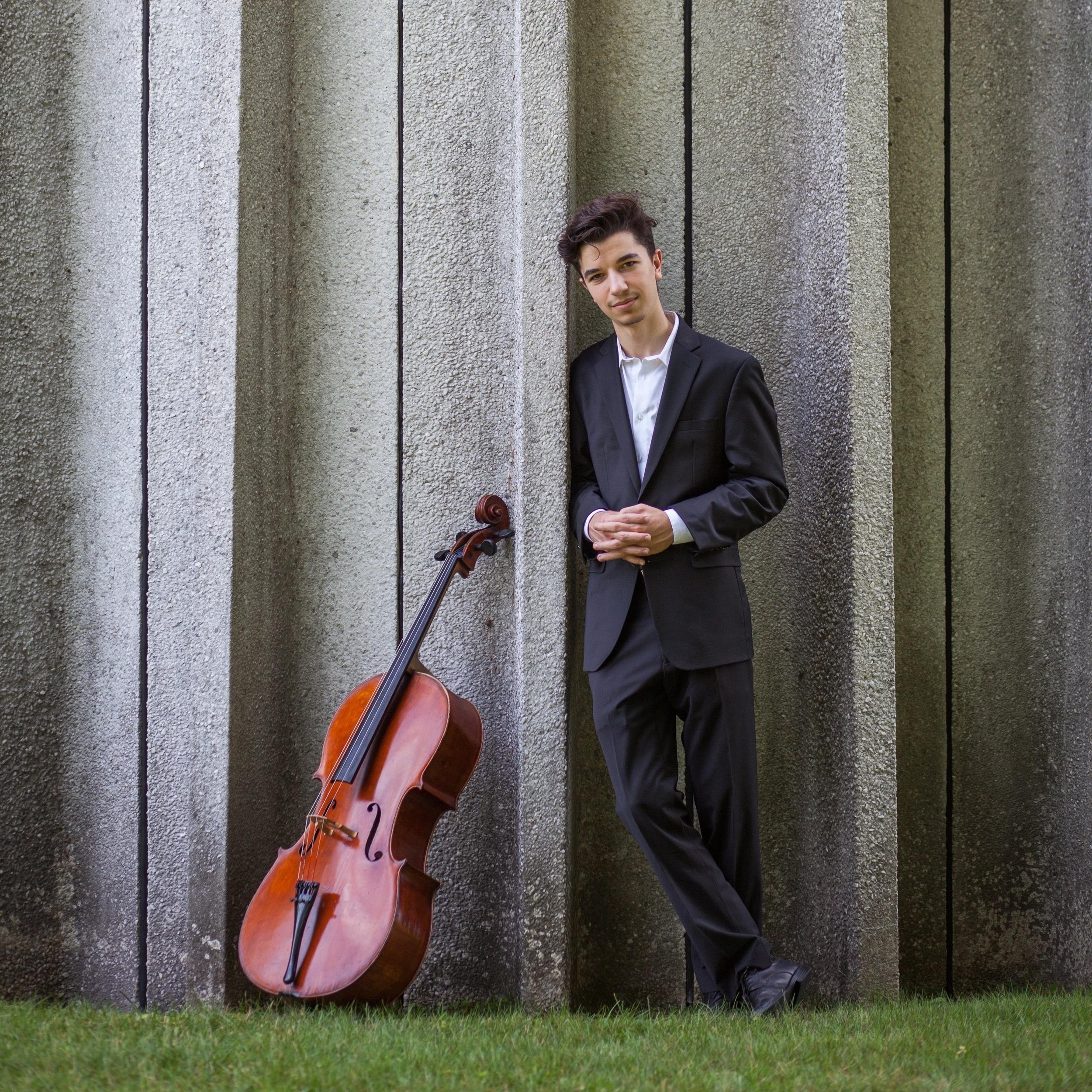 Gabriel Martins,  Cello