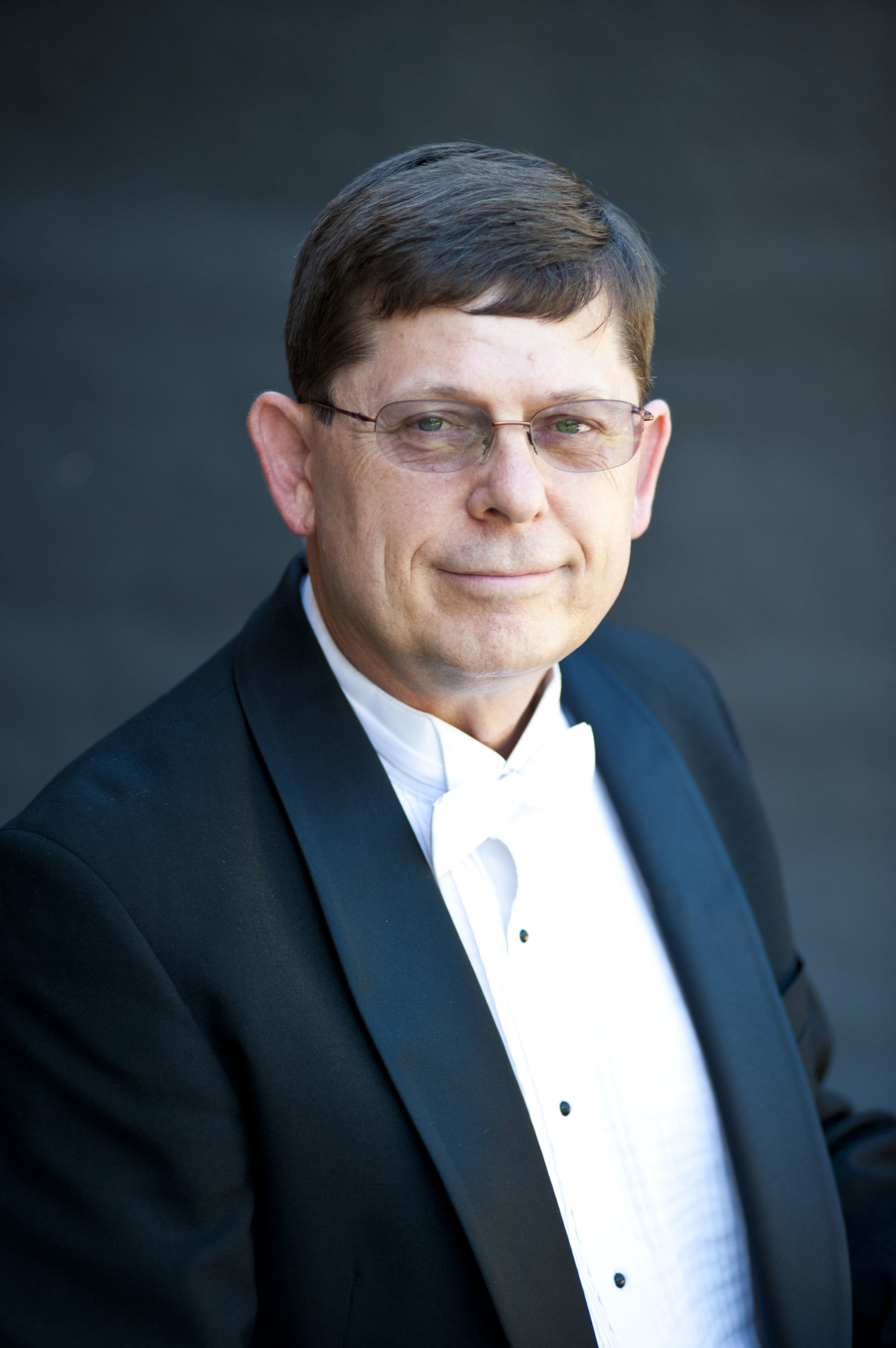 Don Grishaw, Concert Orchestra Conductor — Modesto Symphony Orchestra
