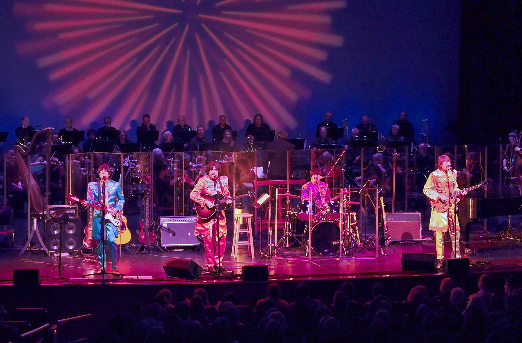 Picnic at the Pops! Classical Mystery Tour: A Tribute to the Beatles - Saturday, September 7, 2019 - 7:30 pmE. & J. Gallo WineryMartin Hermann, conductorGeneral Lawn Tickets: $40 Adults // $12 YouthReserved Lawn Tickets: $62 Adults // $20 Youth