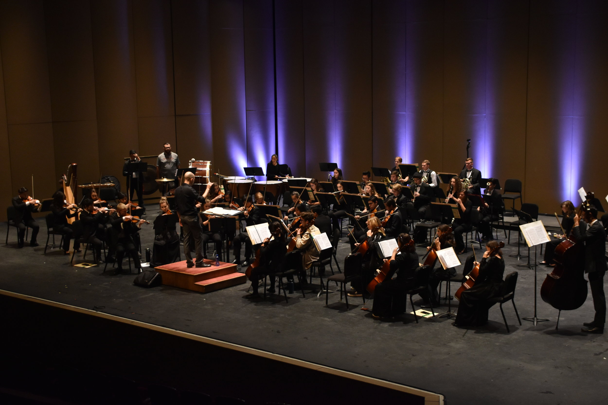 MSYO Season Opening Concert - Saturday, November 2, 2019 - 2 pmGallo Center For the ArtsRyan Murray, MSYO Music Director