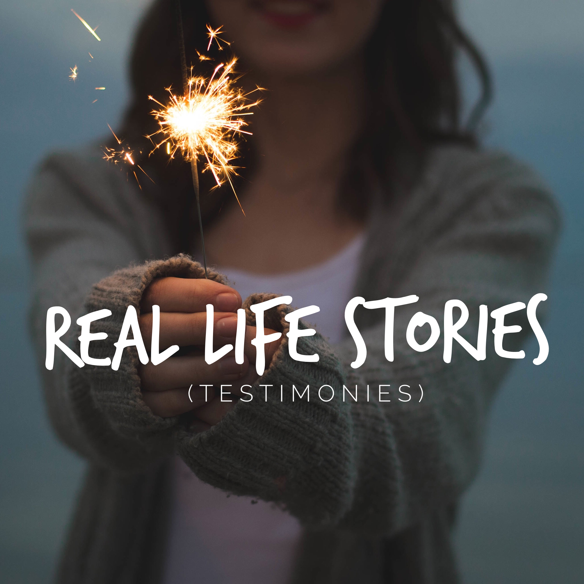 Listen to real life stories of what Jesus is doing in the lives of people.
