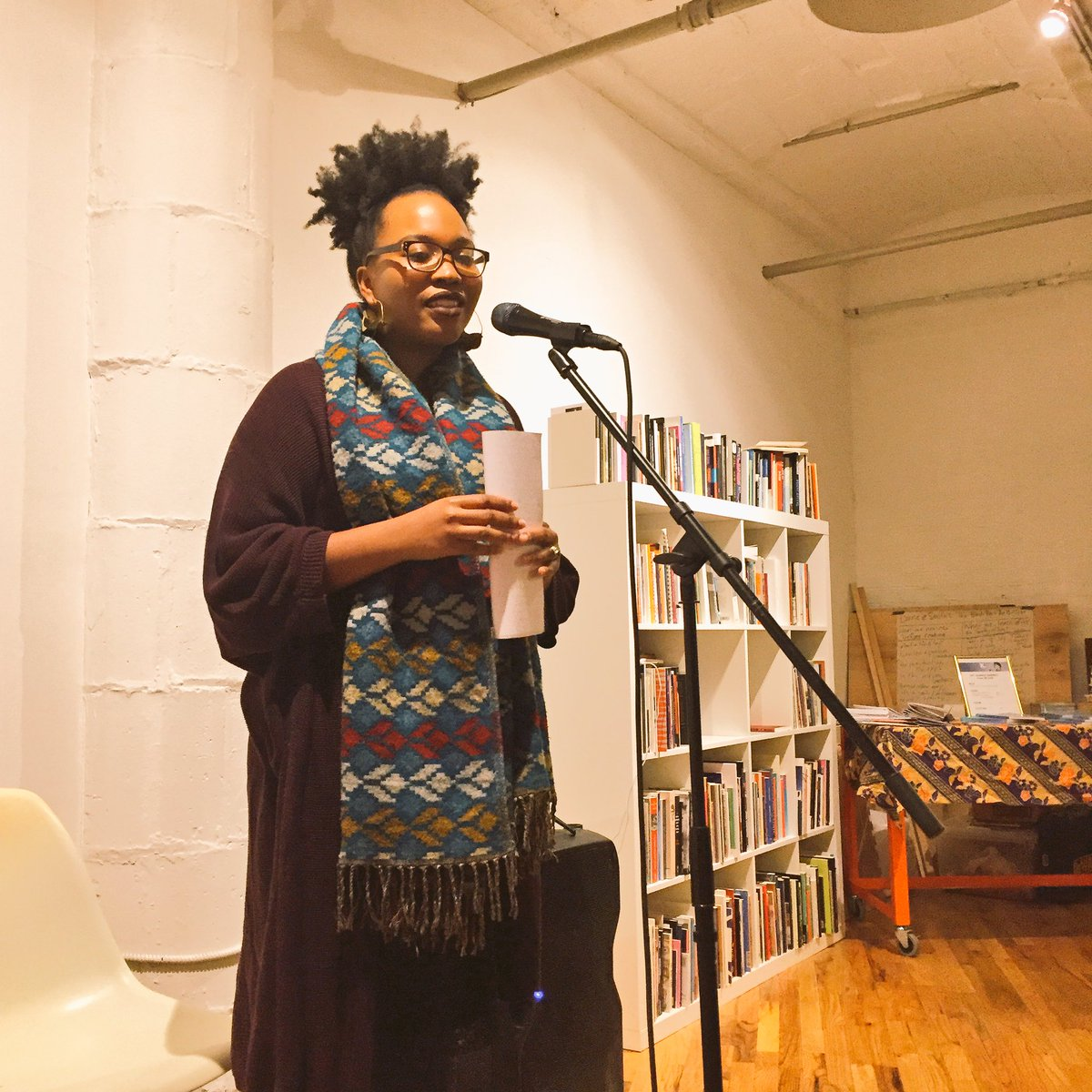 Listen to the reading I did at Berl's Poetry Shop  Here!