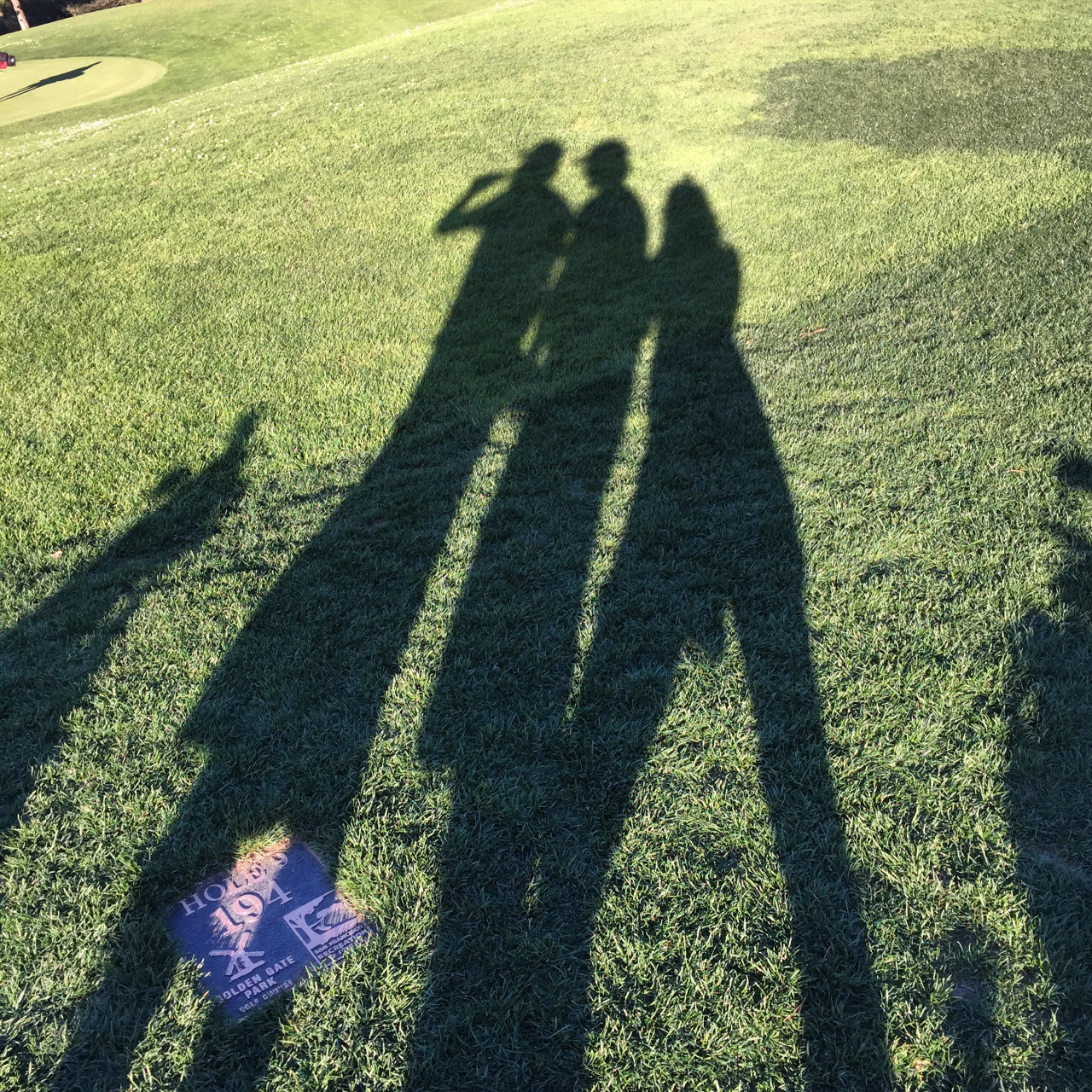 Golf Shadows
