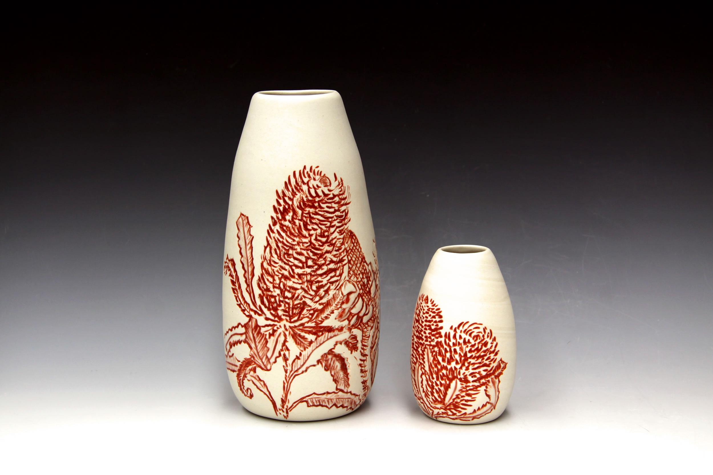Banksia Vases