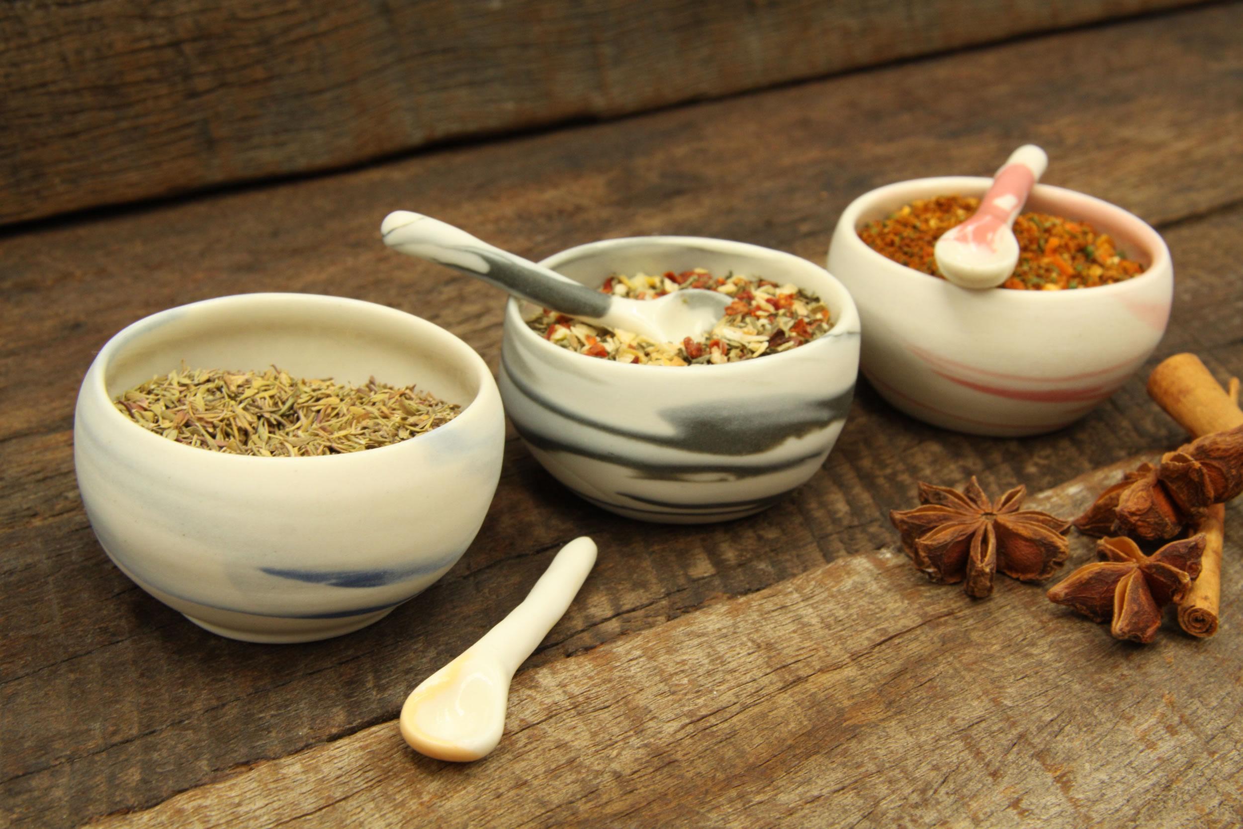 Spice Set- Mini vessels