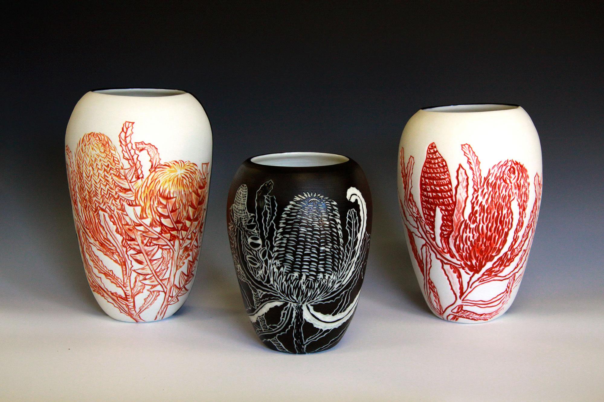 Banksia Vase