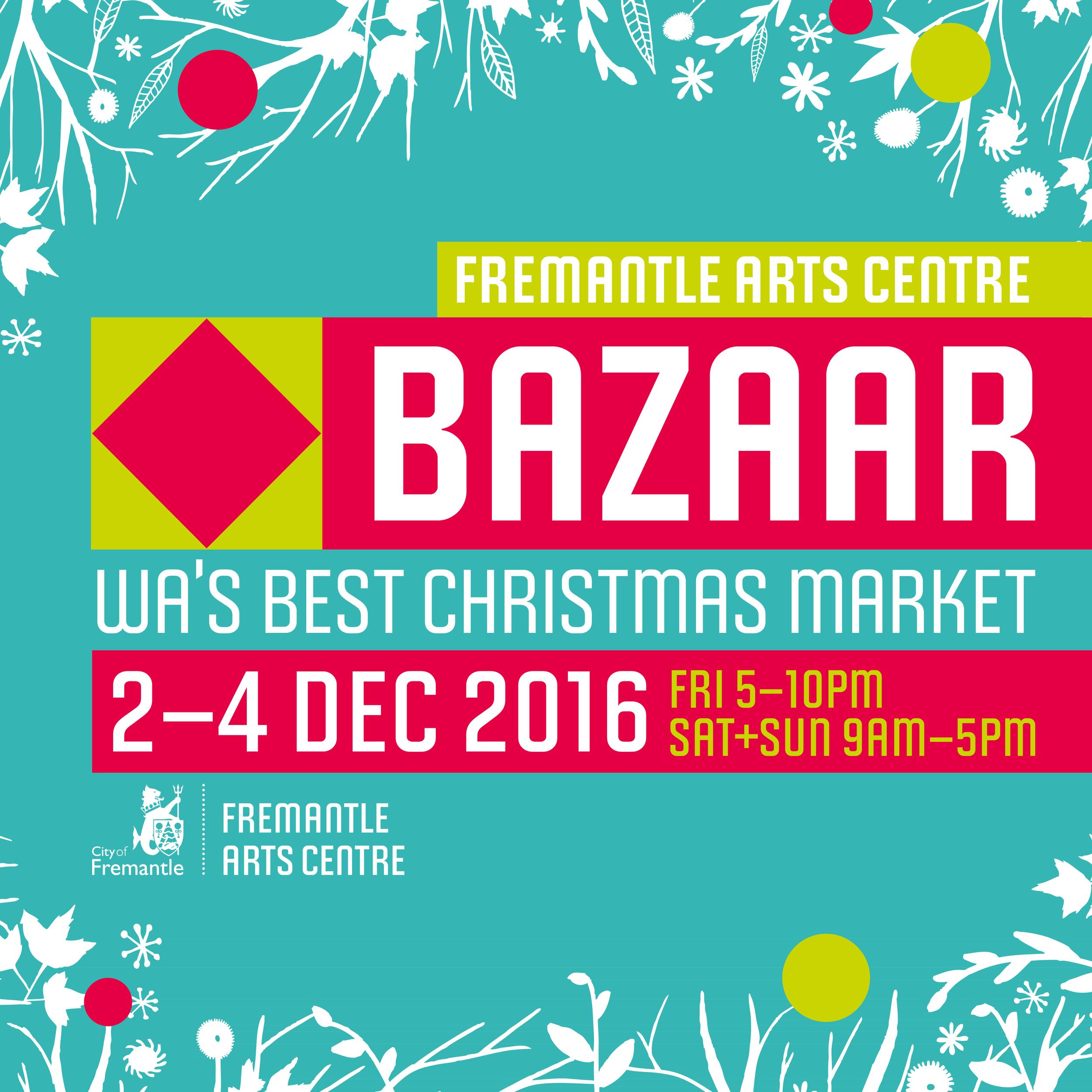Fremantle Arts Bazaar 2016