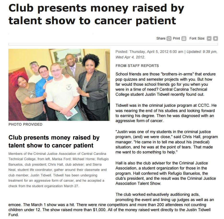 club_raises_money_chrisjhallsc.com