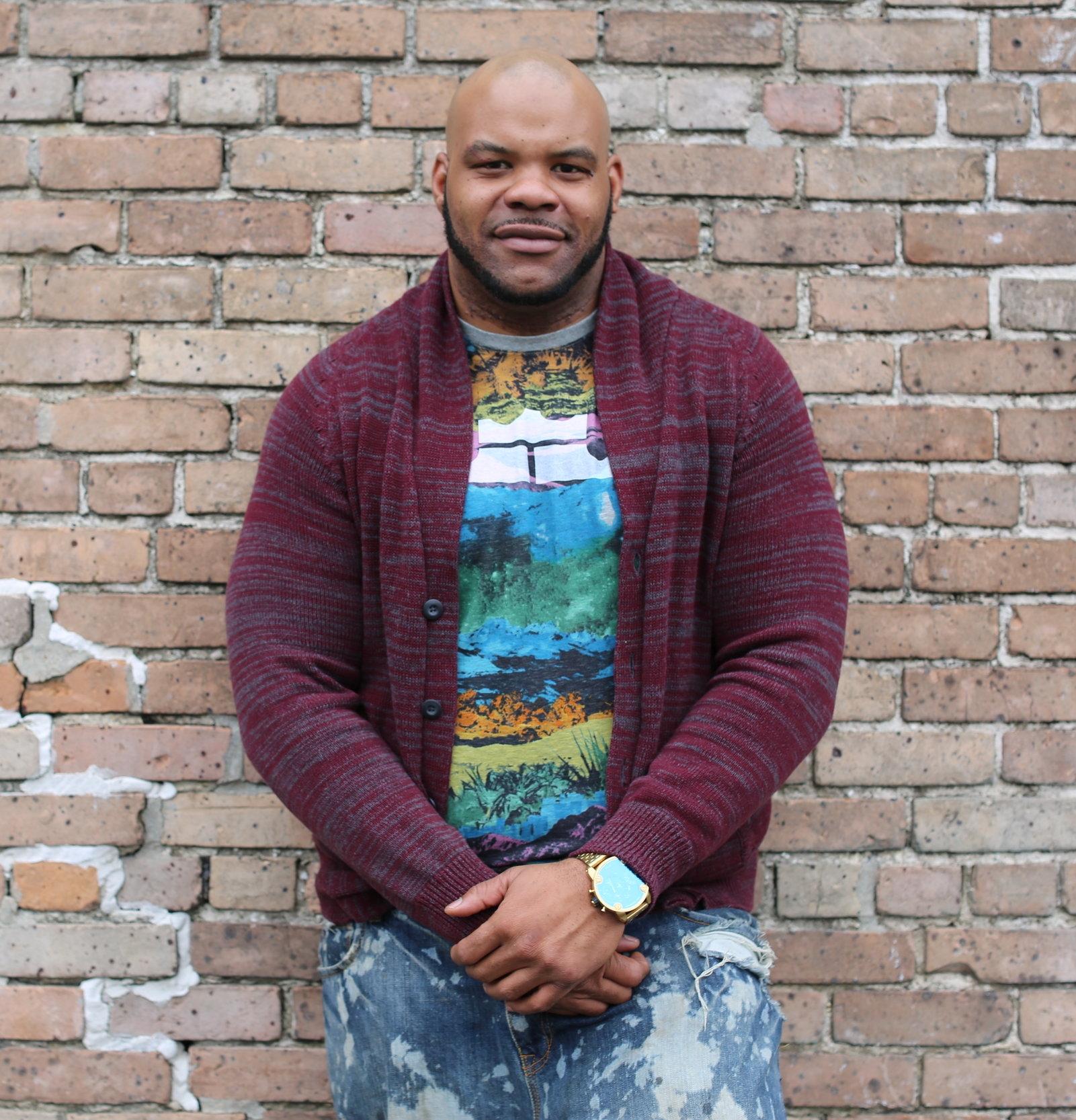 LARRY J. IRVIN, Co-Founder & CEO