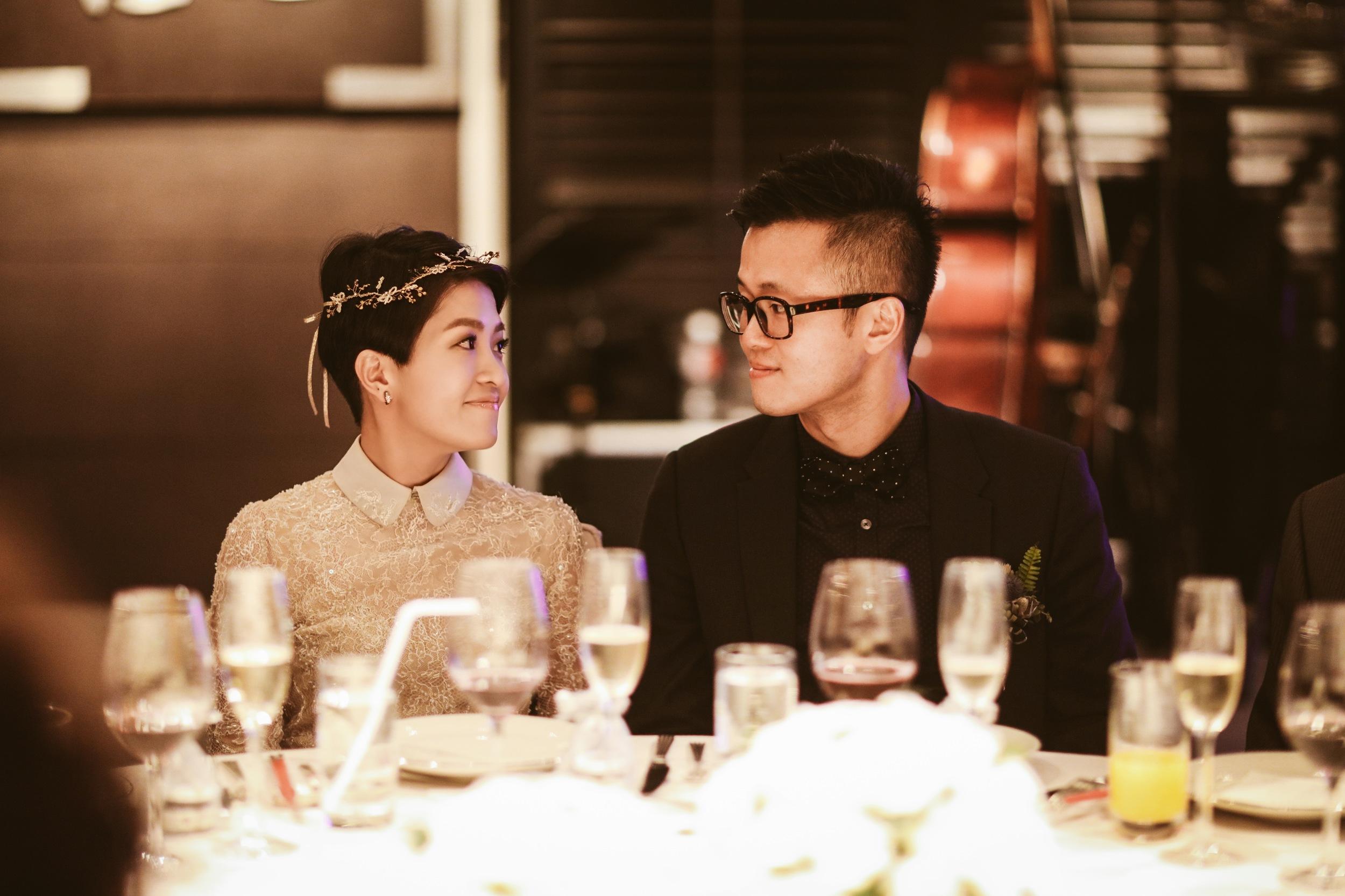 Brandon & Sarah   台北君悅
