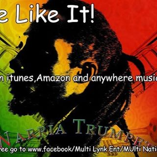 #love #multilynkent #warria trumpet #reggae#she like it#music#get a copy now!