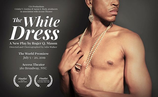 Thrilled to dive back into Roger Q. Mason's THE WHITE DRESS! Come see us in July at Access Theater!!! #accesstheater #thewhitedressplay #queer #queertheater #nycpride #nycpride2019 #lgbtq #pride #director #choreographer #directorchoreographer  @whitedressplay @rogerq.mason @accesstheater @aaronshock @cristingordon