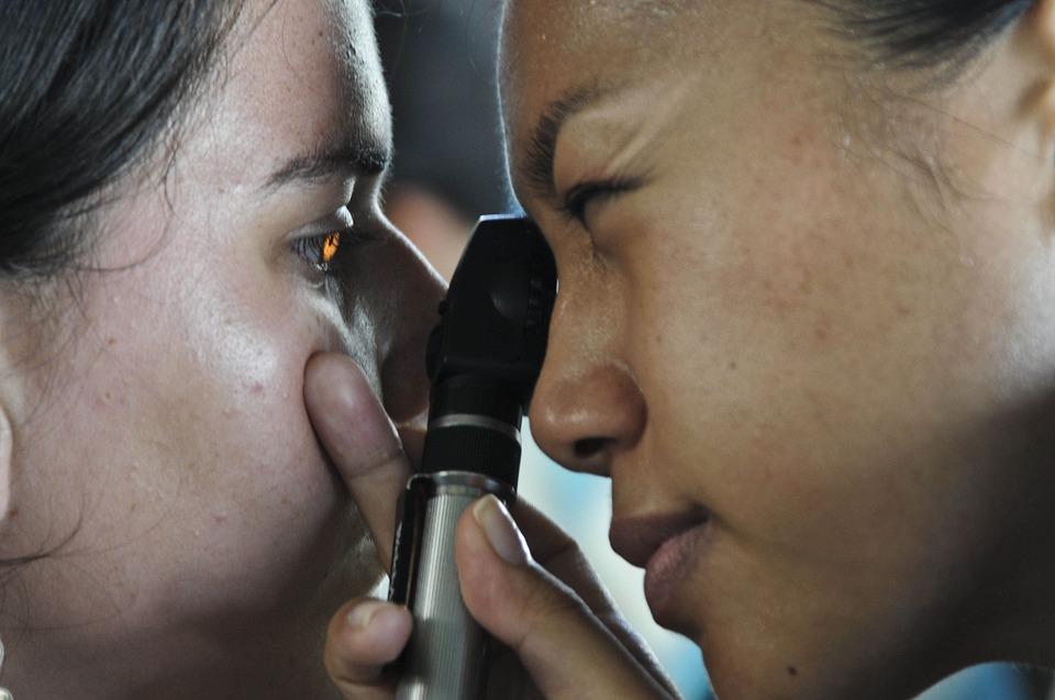 Renton Vision Clinic Ocular Trauma Eye Examination
