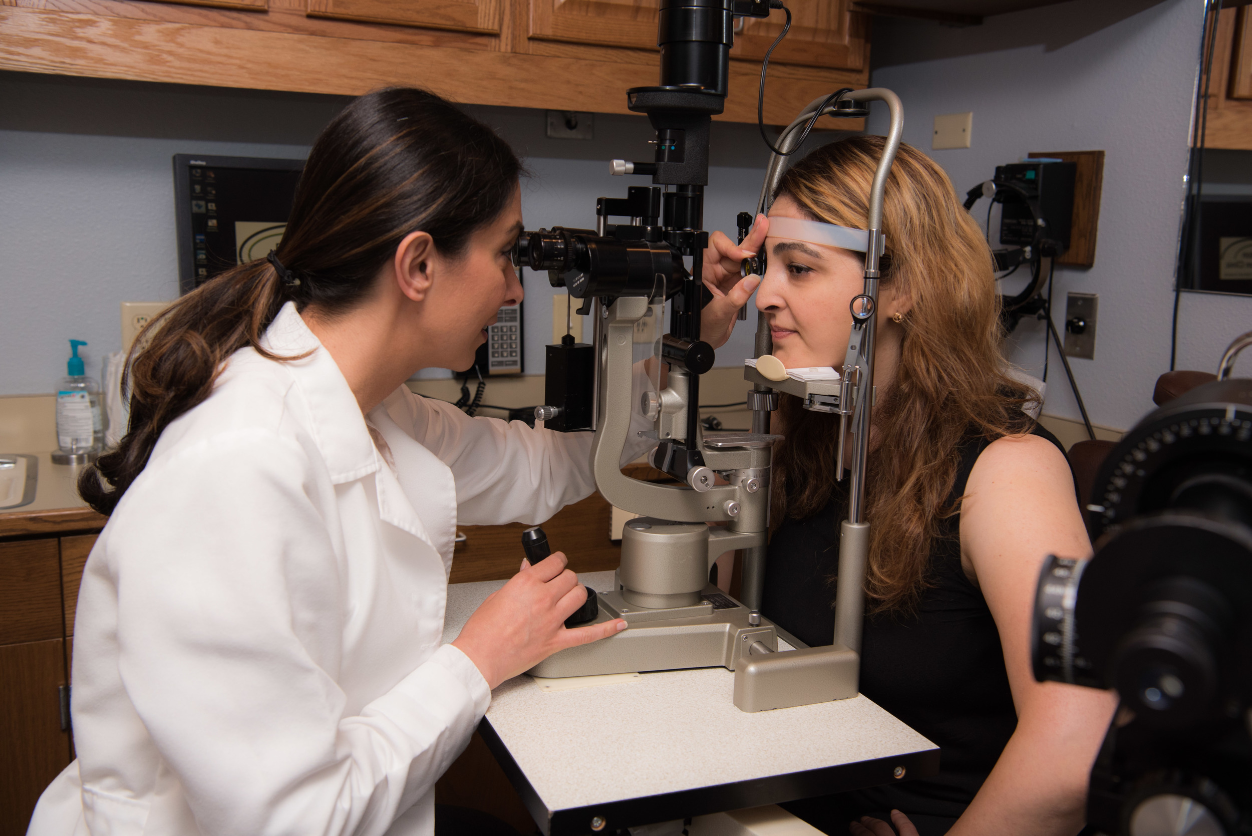 Renton Vision Clinic Contact Lens Exam and Fitting