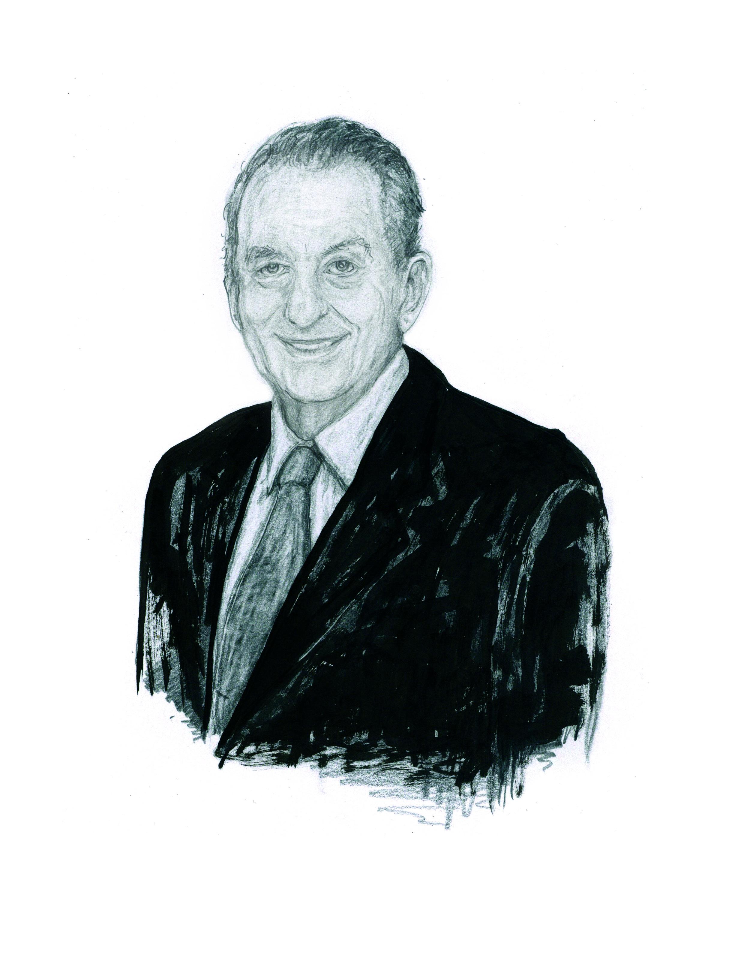 Dr. George Olah