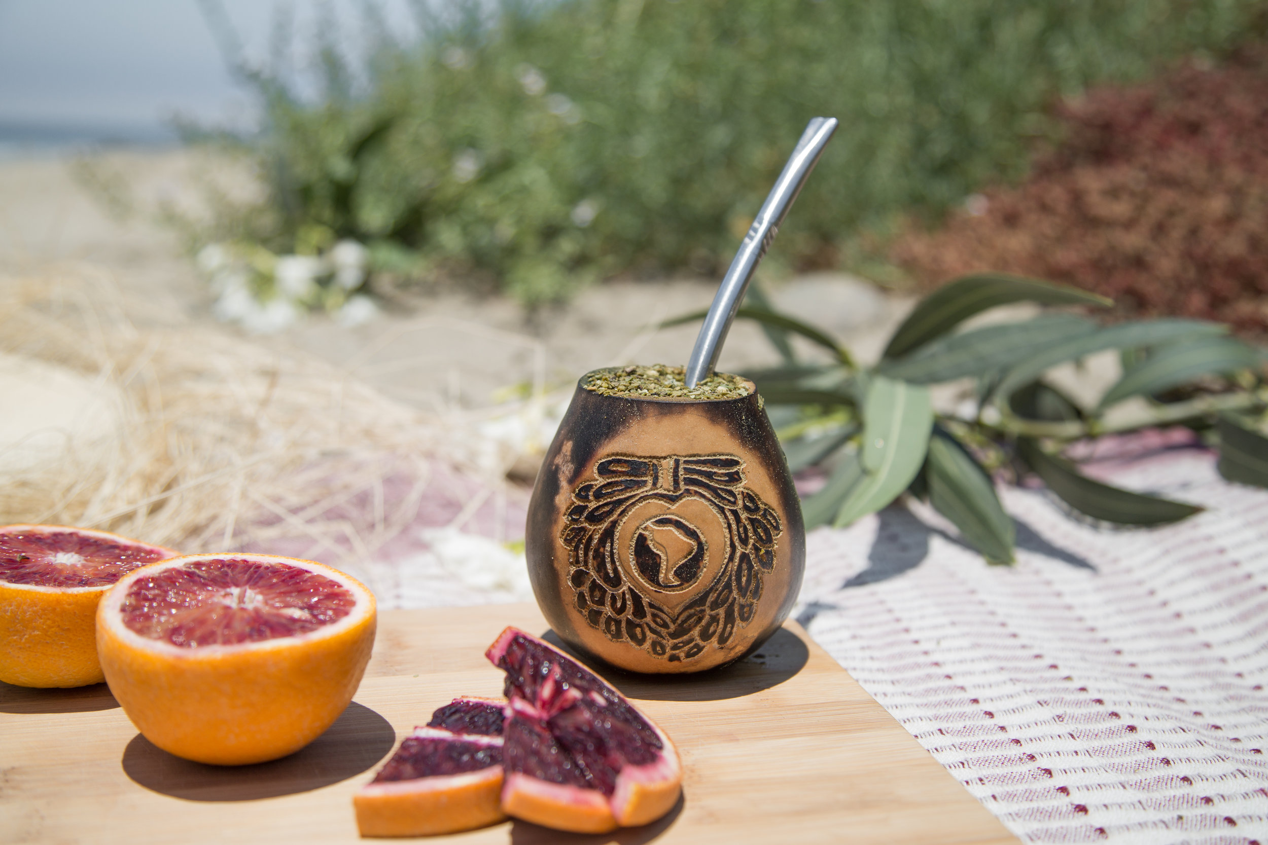Owl House Creative - Guayaki Blood Orange & Summer Picnic Campaign