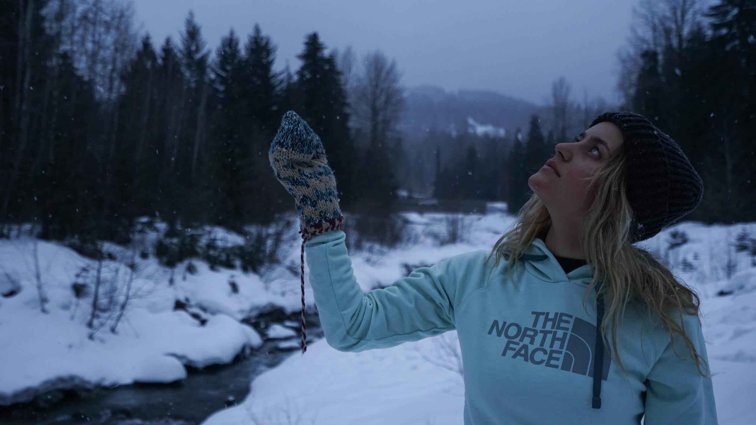 Owl House Creative - North Face Whistler Blackcomb Campaign