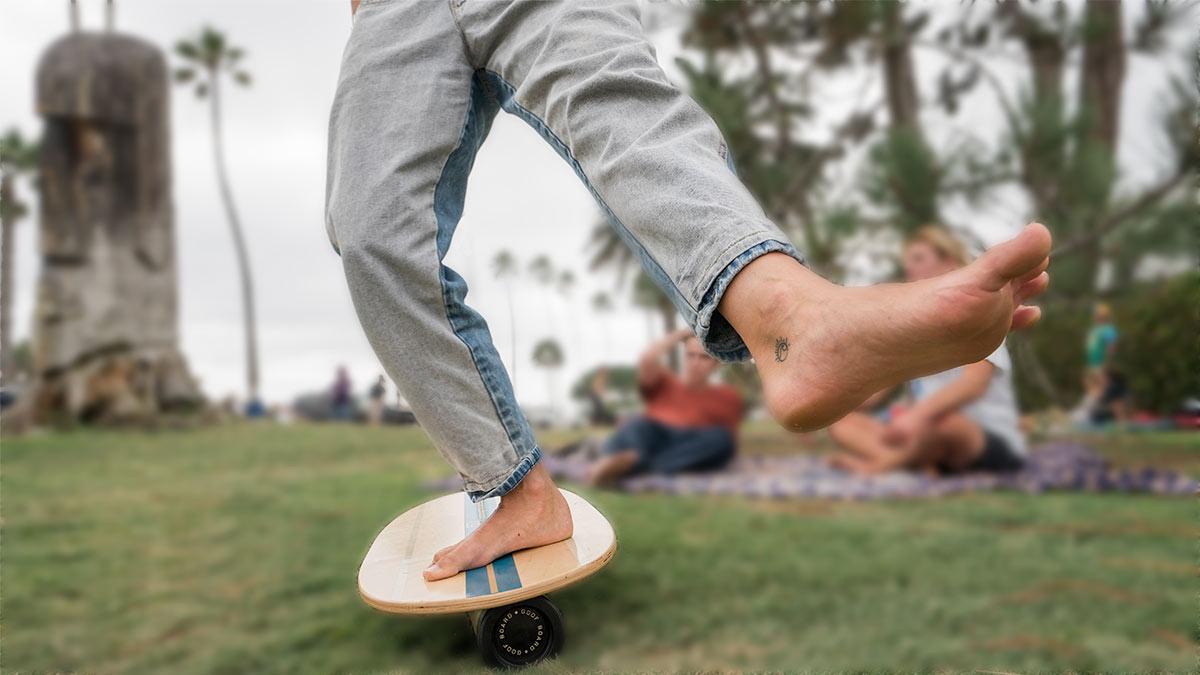 Owl House Creative - Goofboard balance board trainer
