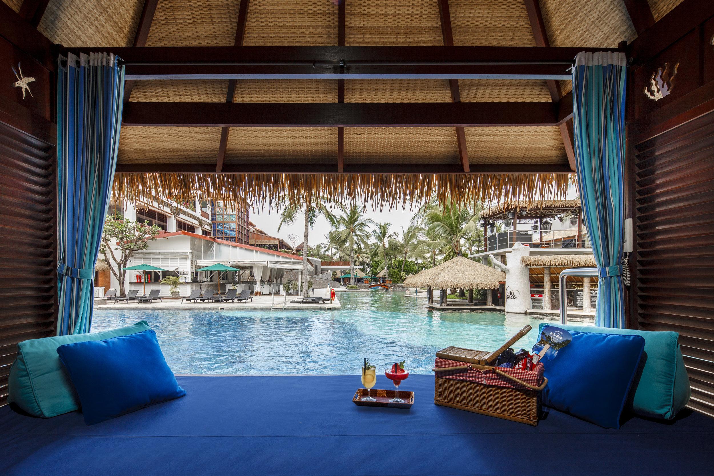 Hard Rock Hotel Bali - Kuta, Bali - Indonesia