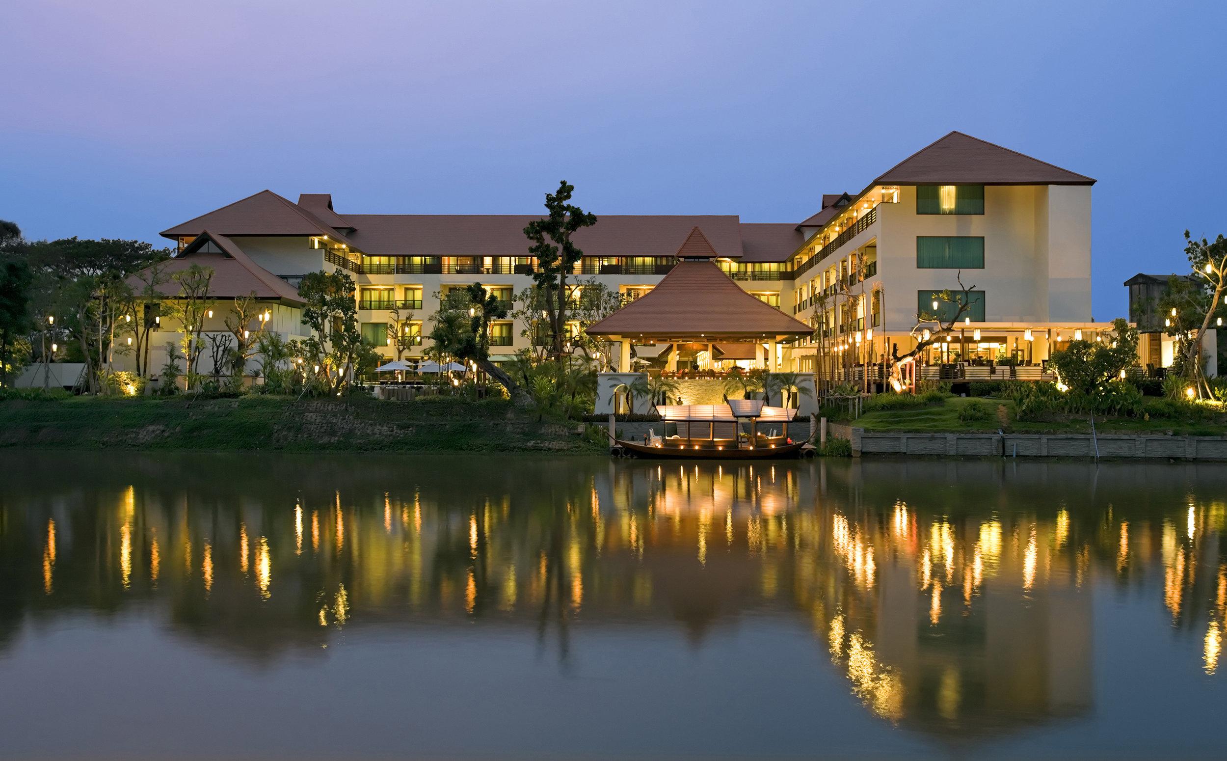 Rati Lanna Riverside Spa Resort - Chiang Mai, Thailand