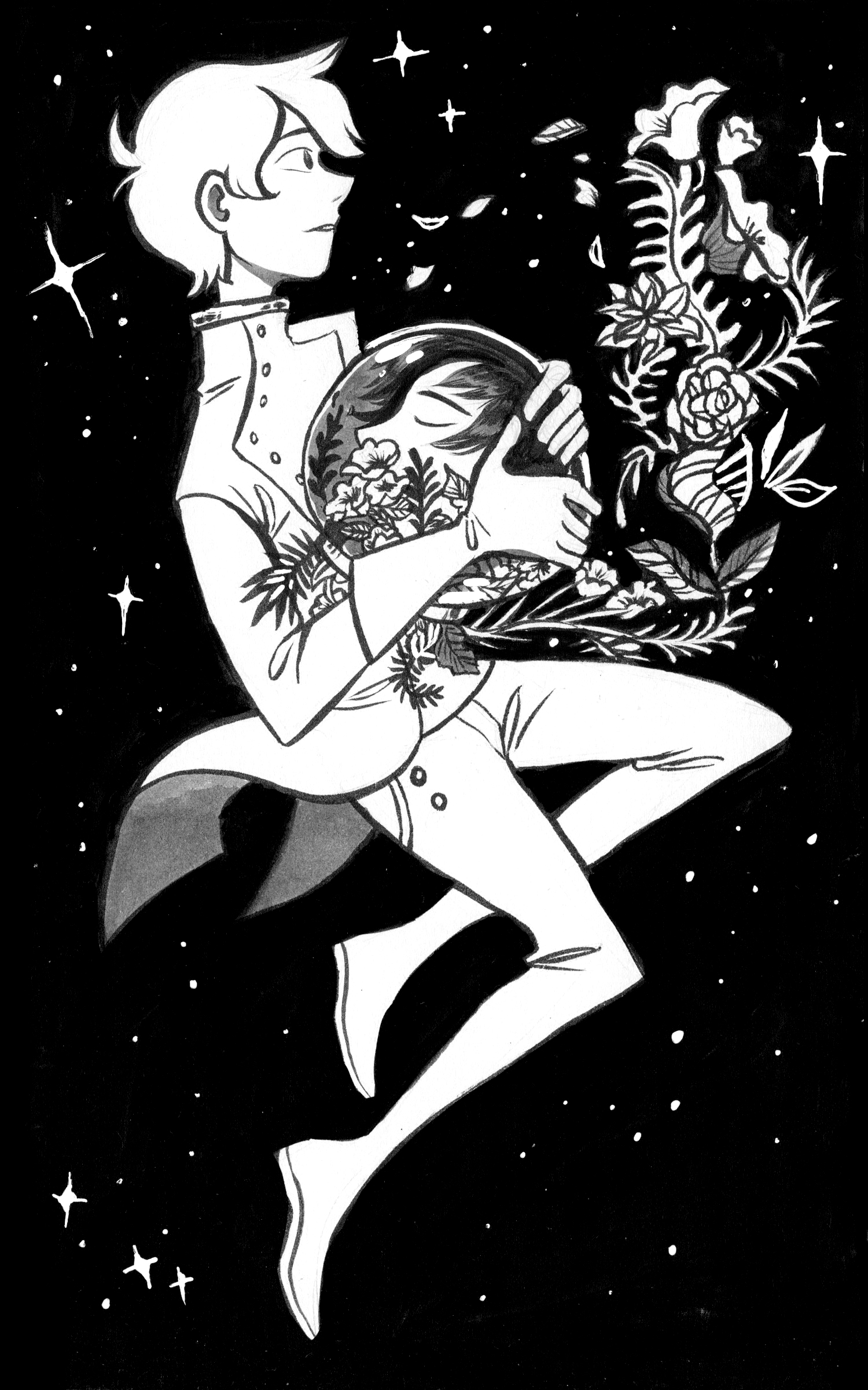 Space lovers