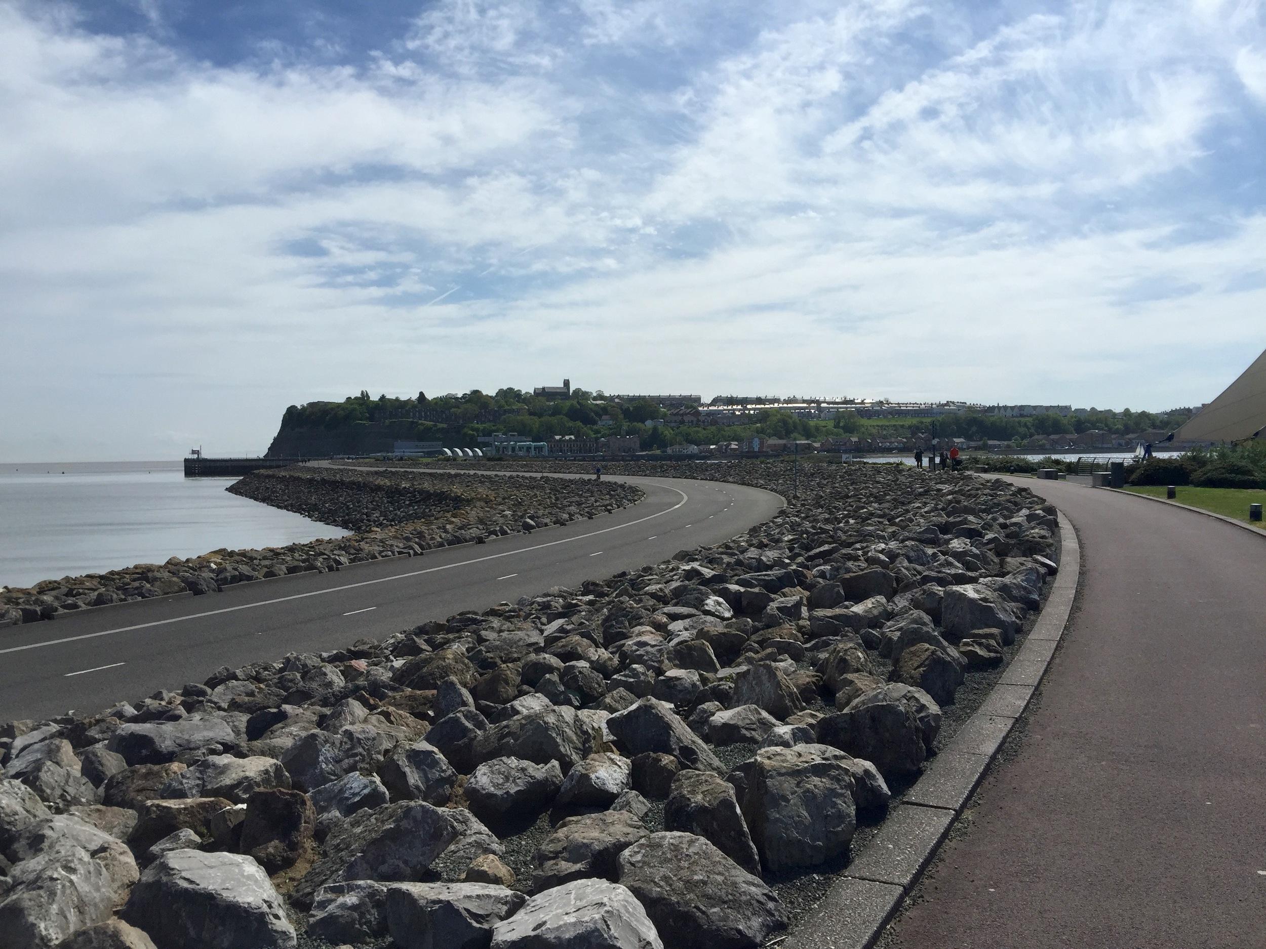 Cardiff Bay Barrage