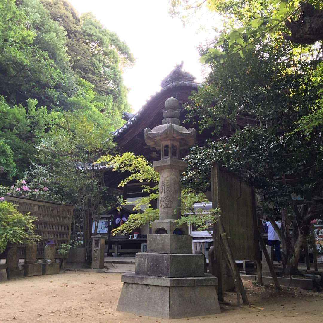 Sometimes it's hard to believe that I've almost been gone an entire year. This picture is from Senyū-Ji Mountain Temple, the 58th temple of 88 on the Shikoku pilgrimage in Japan. Tonight will be spent in reflection and meditation with the monks here on the lessons that I have learned on this incredible journey. #travel #japan #shikoku #shikokupilgrimage #shikoku88 #livingthedream #longdistancehike #wanderlust #reflection #meditation #learning #learnbydoing #travellessons (at 仙遊寺)
