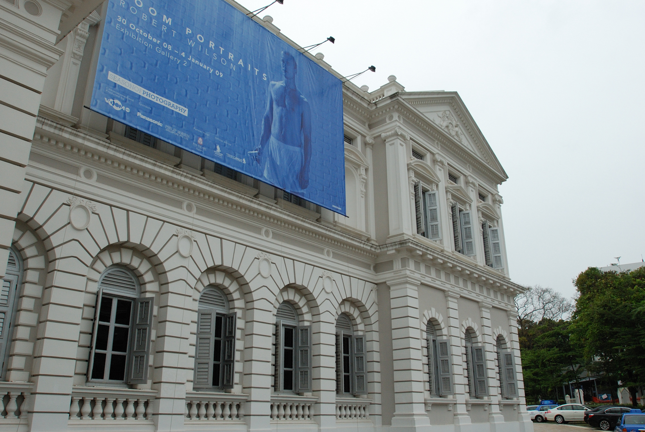 """NATIONAL MUSEUM OF SINGAPORE   Of the museums that I had a chance to visit in Singapore, this was by far my favorite. Mostly because there is a fantastic walkthrough exhibit of Singapore's history that did an excellent job of bringing context to Singapore's tumultuous history, and provided a clear idea of how extraordinary it's very existence as it is seen today really is.  Photo Credit: """" The National Museum of Singapore """" by  Thomas Lok"""