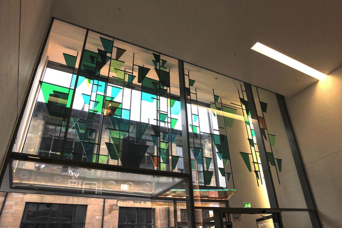 Reid Building Sculpture, Glasgow