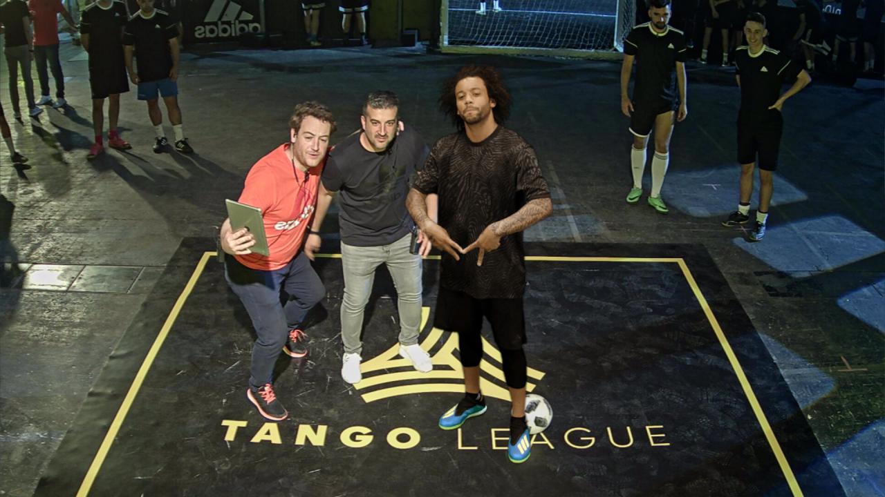 Tango League Madrid