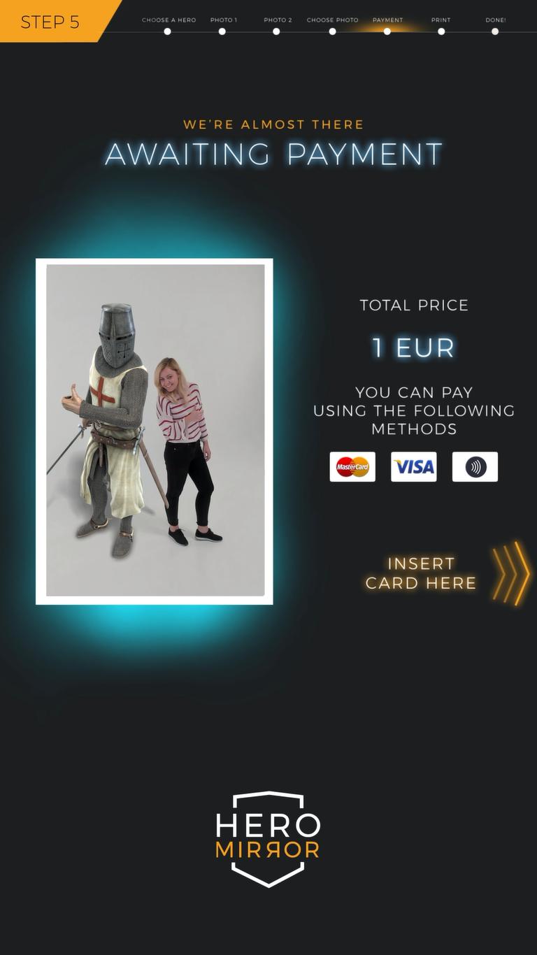 6. Payment (optional)