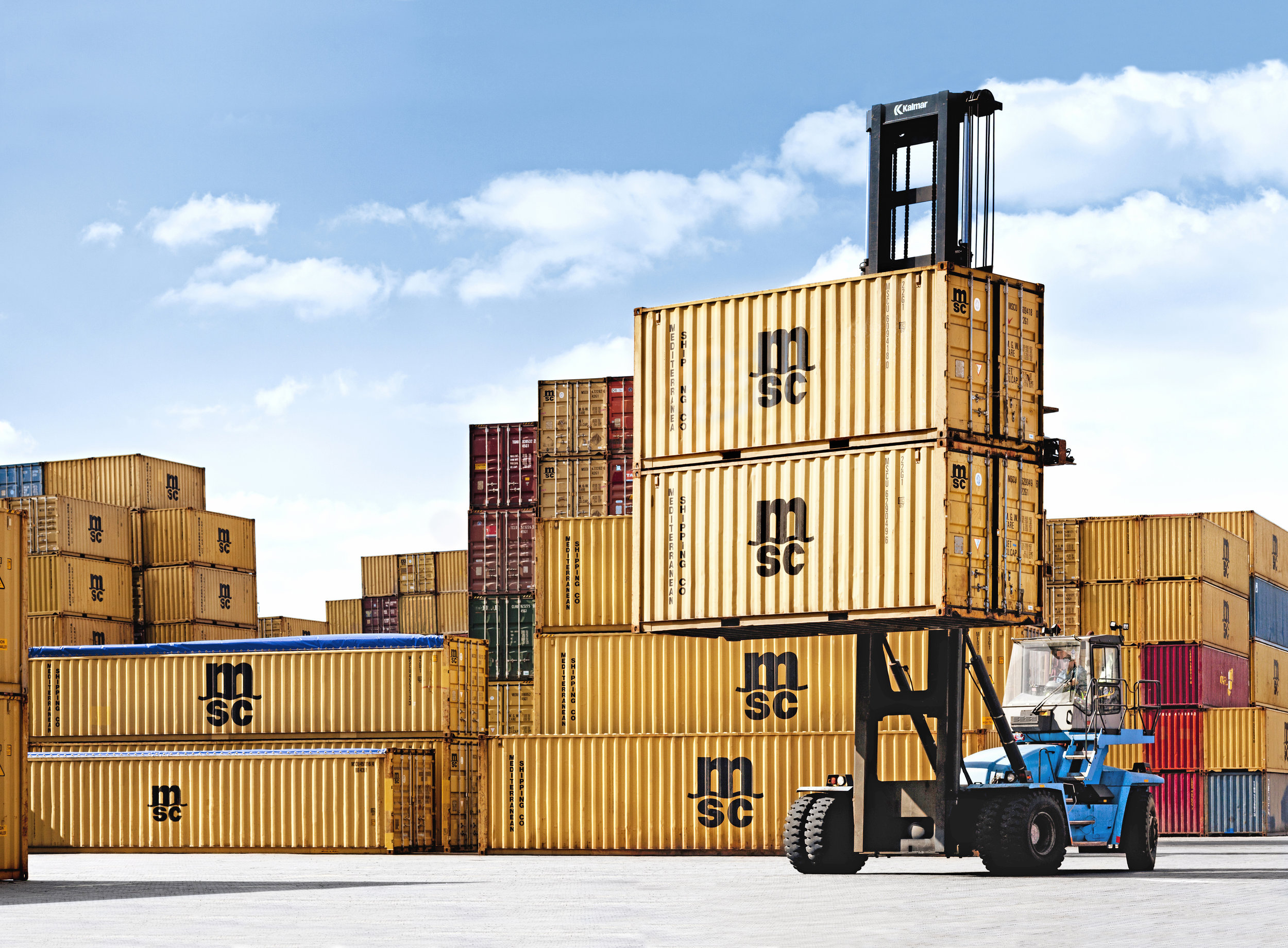Leading Global Container Shipping - Offering global service with local knowledge and support.