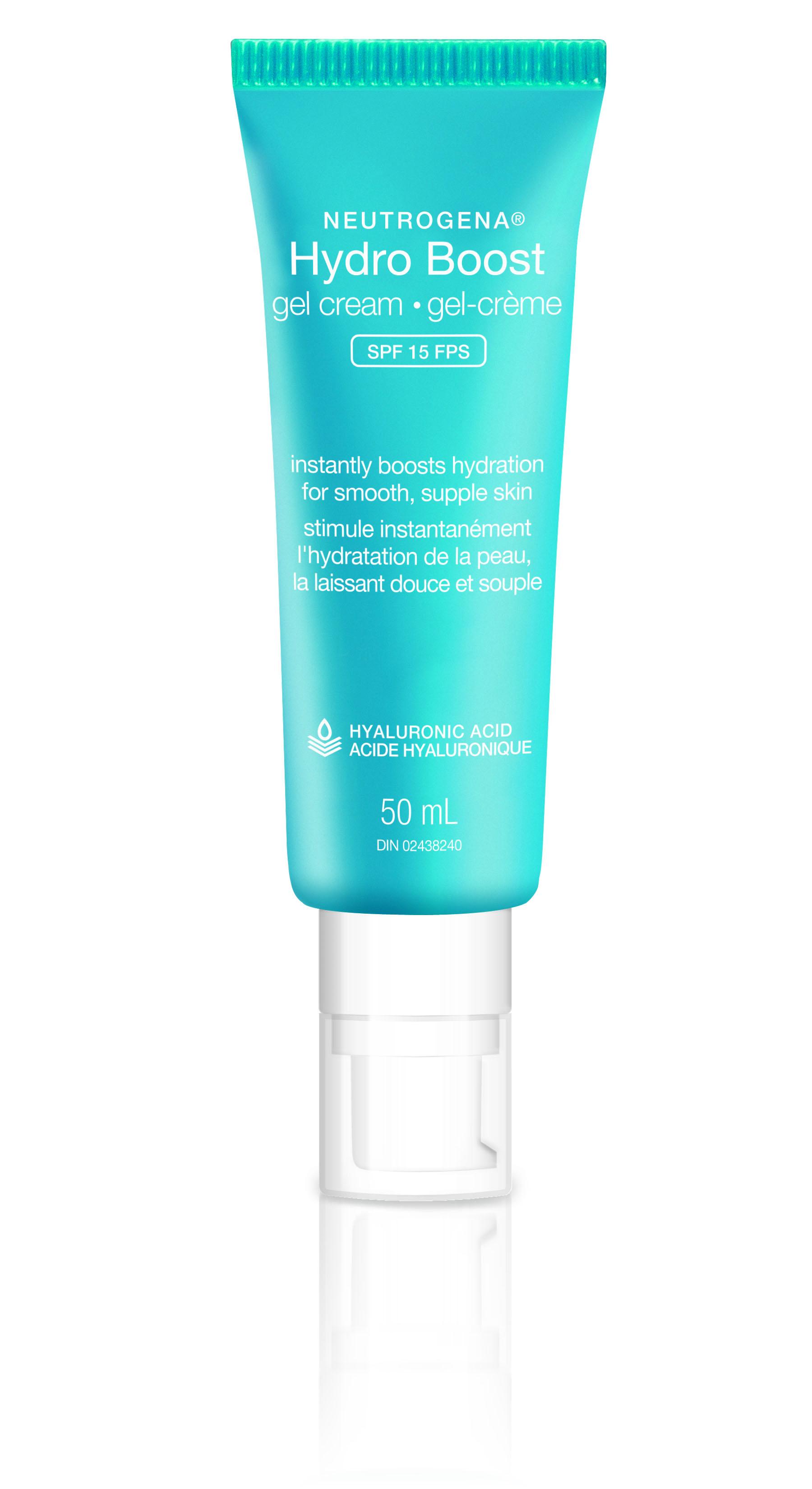 Neutrogena Hydro Boost Gel Cream SPF 15