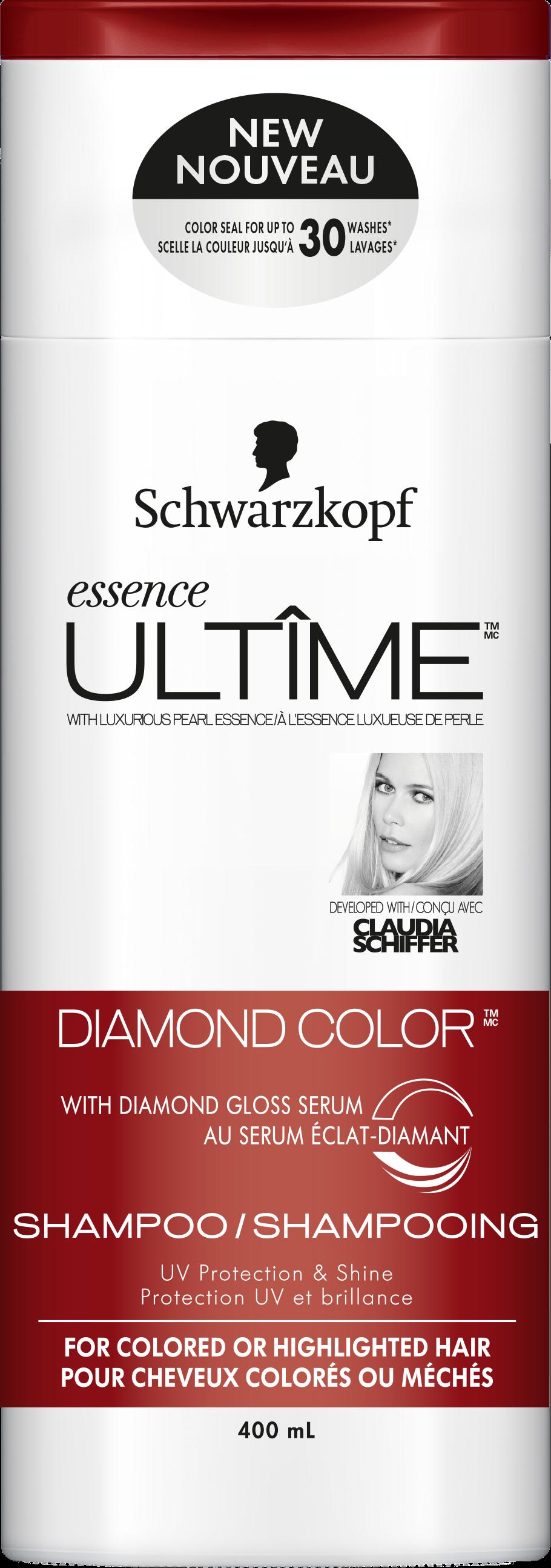 Schwarzkopf Essence ULTIME Diamond Colour Shampoo